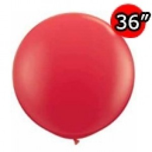 "36"" (3') Std Red (2 ct.) , QL36RS42554 (2)"