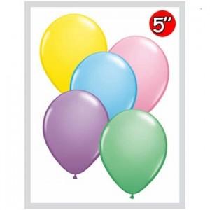 """5"""" - Pastel Assortment , QL05RA43572 (0)"""