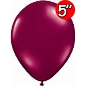 "5"" Sparkling Burgundy , QL05RJ43550 (3)"
