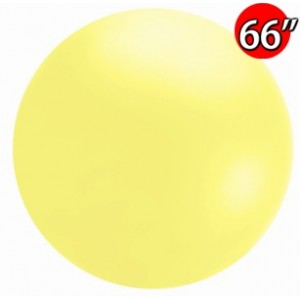 "66"" (5.5') Chloroprene / Yellow - Giant Cloudbuster Balloon , *QL66RS91220"
