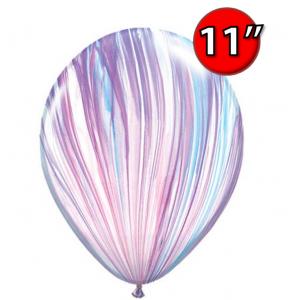 """11"""" SuperAgate - Fashion (25 ct), QL11RAG39923 (K)"""