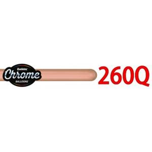 260Q Chrome RoseGold , QL260C12939 (0_N)
