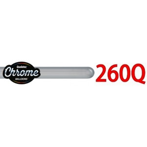 260Q Chrome Silver , QL260C58282
