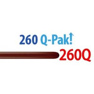260Q Chocolate Brown【Q-Pak】(50ct) , QL260FQ54661 (QP3_1)
