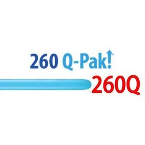 260Q Robin's Egg Blue【Q-Pak】(50ct) , QL260FQ54664 (QP3_2)
