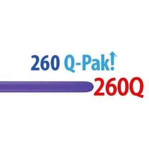 260Q Purple Violet【Q-Pak】(50ct) , QL260FQ54666 (QP3_1)