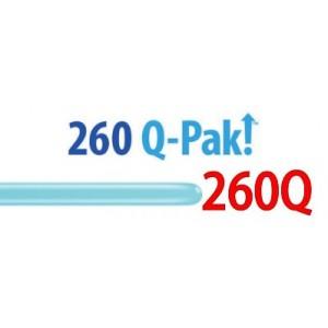 260Q Caribbean Blue【Q-Pak】(50ct) , QL260FQ54670 (QP2_1)/Q10