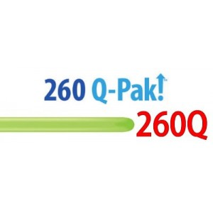 260Q Lime Green【Q-Pak】(50ct) , QL260FQ54693 (QP1_1)/Q10
