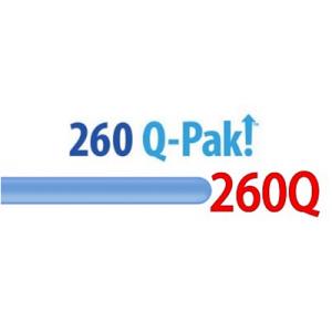 260Q Periwinkle【Q-Pak】(50ct) , QL260FQ55176 (QP3_2)/Q10