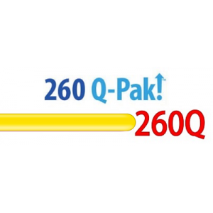 260Q Citrine Yellow【Q-Pak】(50ct) , QL260JQ55177 (QP3_0)