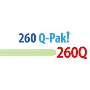 260Q Neon Green【Q-Pak】(50ct) , QL260NQ54701 (QP2_0)