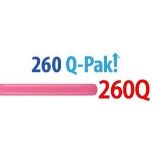 260Q Neon Pink【Q-Pak】(50ct) , QL260NQ54703 (QP2_0)