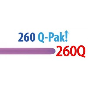 260Q Neon Violet【Q-Pak】(50ct) , QL260NQ54708 (QP2_0)