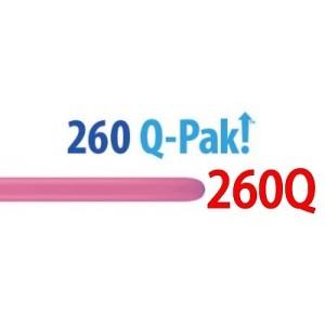 260Q Neon Magenta【Q-Pak】(50ct) , QL260NQ54709 (QP2_0)