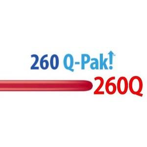 260Q Std Red【Q-Pak】(50ct) , QL260SQ54616 (QP2_1)