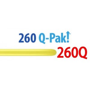 260Q Std Yellow【Q-Pak】(50ct) , QL260SQ54618