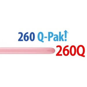 260Q Std Pink【Q-Pak】(50ct) , QL260SQ54649 (QP2_1)