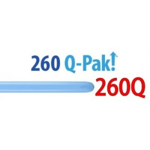 260Q Std Pale Blue【Q-Pak】(50ct) , QL260SQ54651