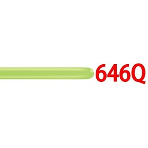 646Q Lime Green , QL646F82675 (2)/Q10