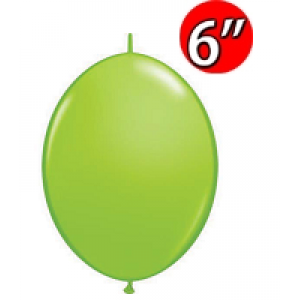 "QuickLink  6"" 尾巴球 Lime Green (50ct) , QL06LF90178"