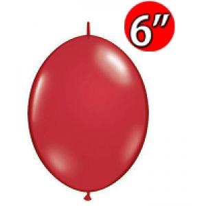 "QuickLink 6"" 尾巴球 Ruby Red (50ct) , QL06LJ90280 (4)"