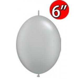 "QuickLink 6"" 尾巴球 Gray (50ct) , QL06LF44568 (2)"