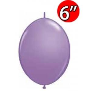 "QuickLink 6"" 尾巴球 Spring Lilac (50ct) , QL06LF90200 (3)"