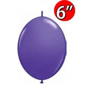 """QuickLink 6"""" 尾巴球 Purple Violet (50ct) , QL06LF90218 (3)"""