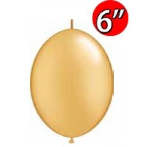 """QuickLink 6"""" 尾巴球 Gold (50ct) , QL06LP90267 (1)"""