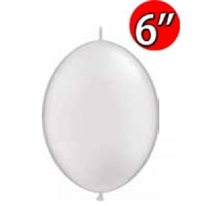 "QuickLink 6"" 尾巴球 Pearl White (50ct) , QL06LP90268 (0)"
