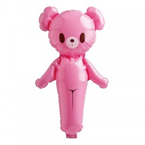 SAG - Colorful Bear Pink / Air-Fill (Non-Pkgd.), SAG-1386