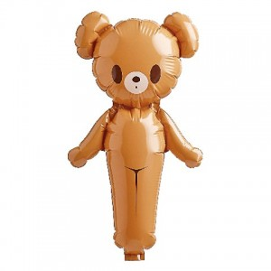 SAG - Colorful Bear Brown , *SAG-1387