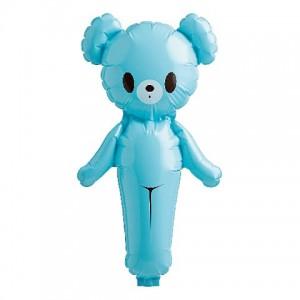 SAG - Colorful Bear Light Blue / Air-Fill (Non-Pkgd.), SAG-1389