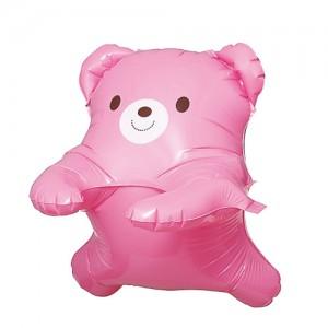 SAG - Utoco Pink Bear 挽手熊貓 / Air-Fill (Non-Pkgd.), SAG-B1406