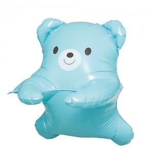 SAG - Utoco Blue Bear 挽手熊貓 / Air-Fill (Non-Pkgd.), SAG-B1407