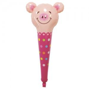 SAG - Animal Grippers Pig PVC 棒棒 , *SAG-B1483