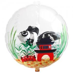 SAG - In's GoldFish-Panda In Pond 球中球 (Non-Pkgd.), SAG-In2460