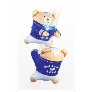 SAG - Hanging Bear 挽手熊( 水手) / Air-Fill (Non-Pkgd.), SAG-B1096