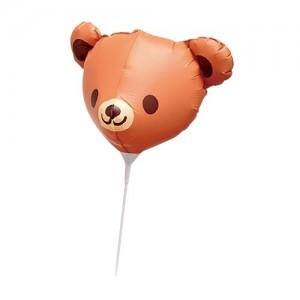 """SAG - 9"""" Happy Teddy Stick , *SAG-B1347 <Air #A>"""