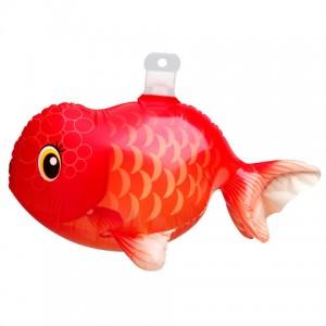 SAG - Hanging GoldFish-Ranchu / Air-Fill (Non-Pkgd.), SAG-B1405 (0) <10 個/包>