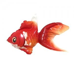 SAG - Hanging GoldFish-Red Swallow Tail / Air-Fill (Non-Pkgd.), SAG-B1633 (0) <10 個/包>