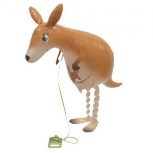 SAG Walking Balloon - Kangaroo , *SAG-W8837