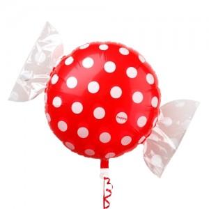 "SAG - Fruit Candy 18"" 果汁糖 Strawberry , SAG-C2444 <Helium #B>"