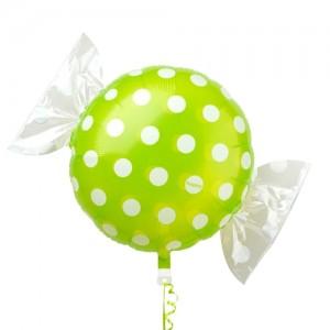 "SAG - Fruit Candy 18"" 果汁糖 Melon , SAG-C2445 <Helium #B>"