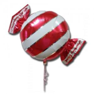 "SAG - Premium Candy 18"" 拖肥糖 Red , SAG-C2451 <Helium #B>"