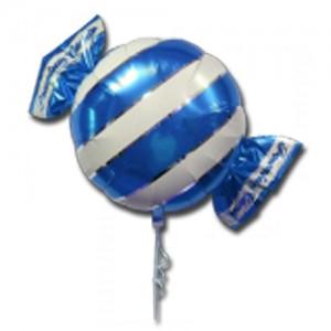 "SAG - Premium Candy 18"" 拖肥糖 Blue , SAG-C2452 <Helium #B>"