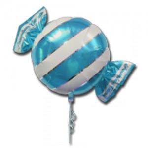 "SAG - Premium Candy 18"" 拖肥糖 Pearl Light Blue , SAG-C2455 <Helium #B>"