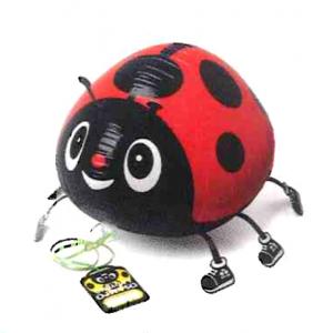 SAG Walking Balloon - LadyBug 紅色小甲蟲 (non-pkgd.), SAG-W8930