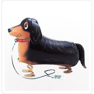 SAG Walking Balloon - Miniature Duchshund 臘腸狗 (non-pkgd.), SAG-W8835