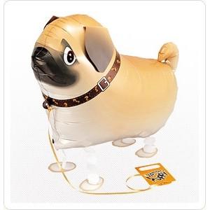 SAG Walking Balloon - Pug 八哥犬 (non-pkgd.), SAG-W8813